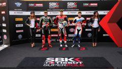 Superbike Germania 2016: Chaz Davies sbanca il Sabato al Lausitzring con pole e vittoria - Immagine: 3