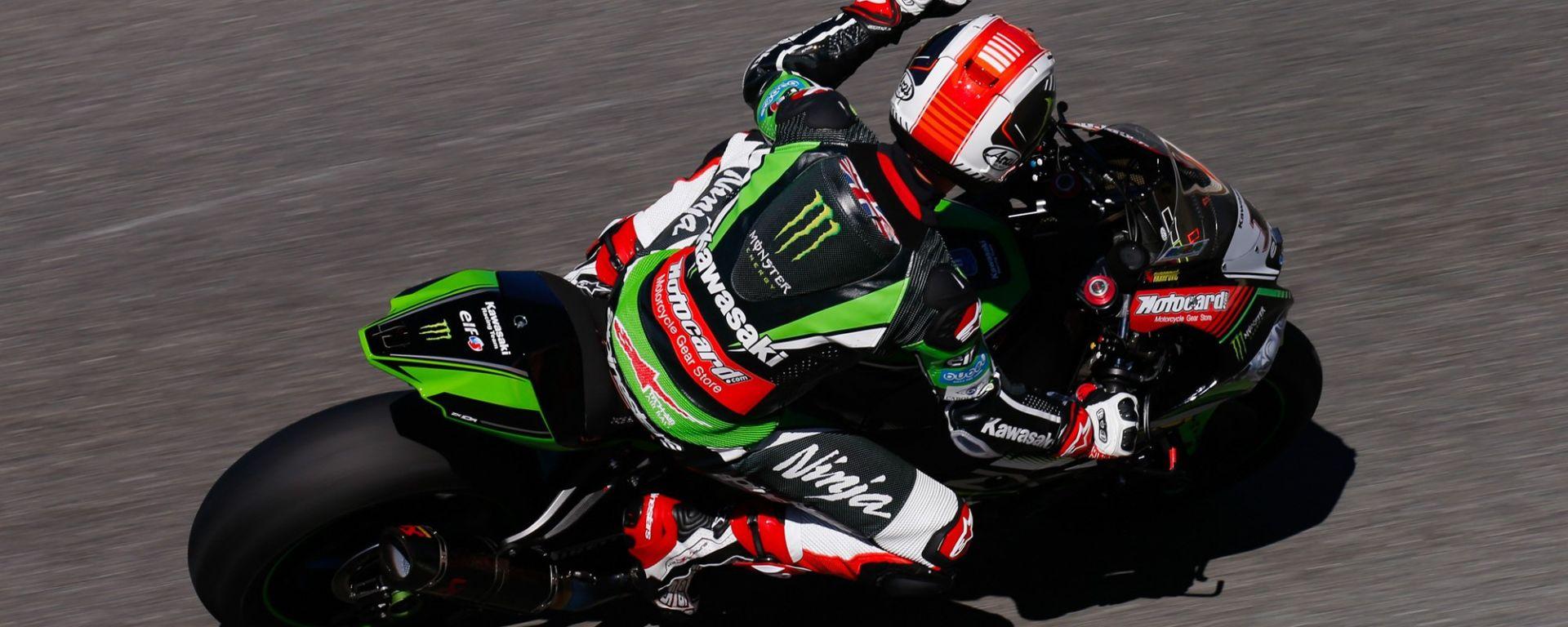 Superbike Germania 2016: gli orari della diretta TV al Lausitzring