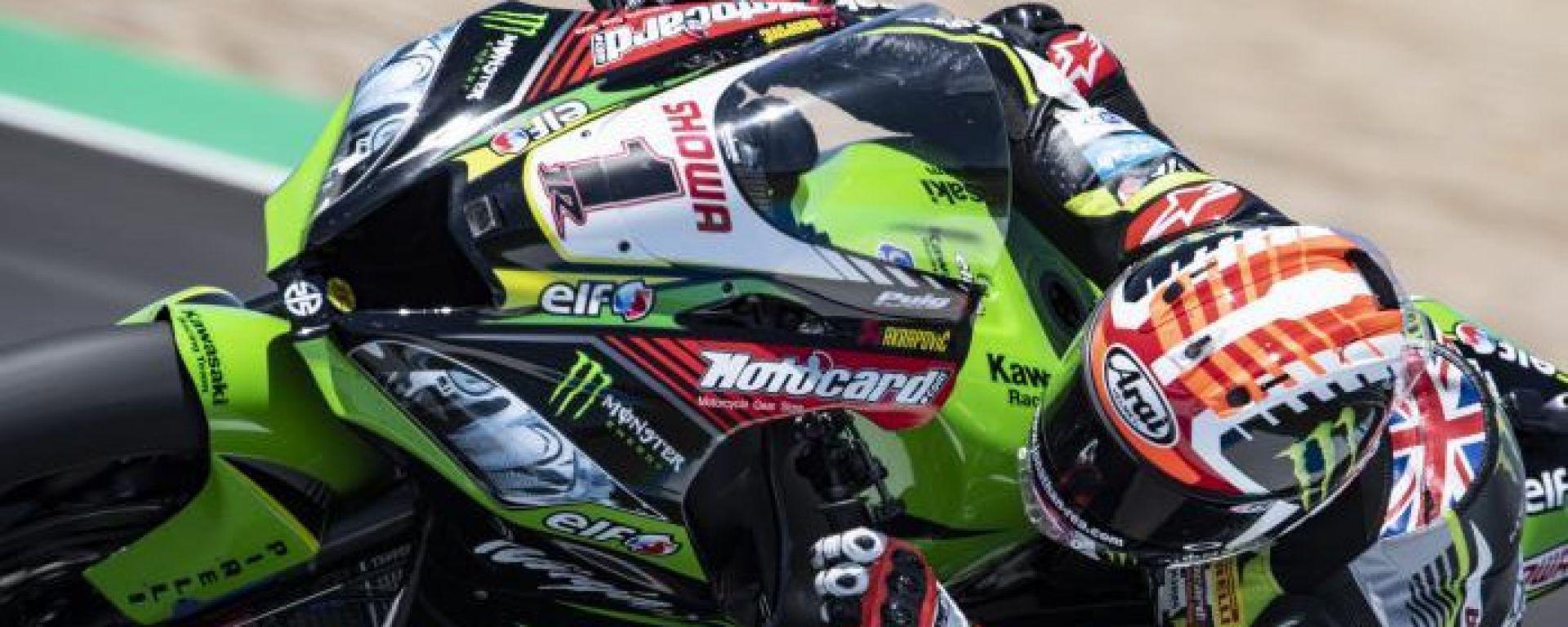 Superbike Jerez: Rea alza la testa, è superpole! 3° Melandri