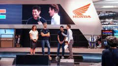 Superbike, la Honda presenta la coppia di piloti 2019: Camier-Kiyonari