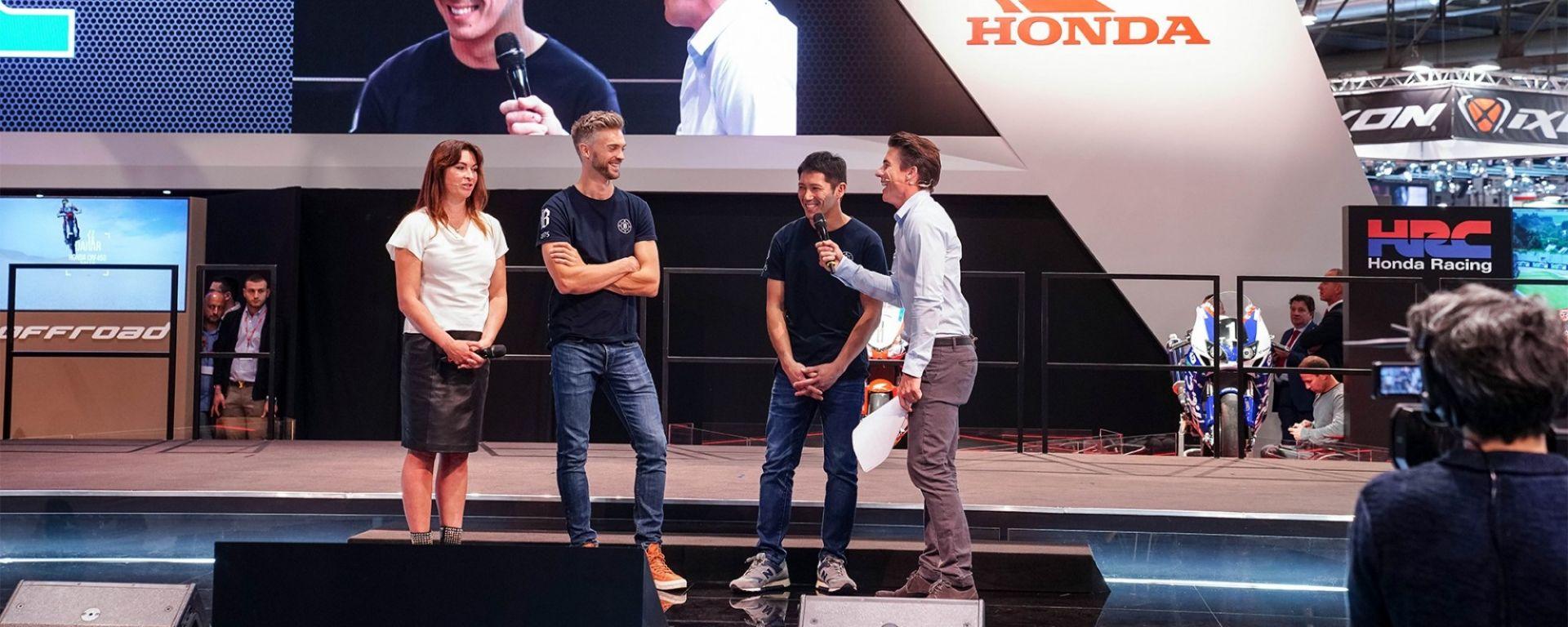 Superbike, la Honda presenta la coppia di piloti 2019