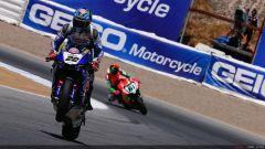 Superbike Laguna Seca 2016: Chaz Davies il più veloce del Venerdì, bene anche Rea e Hayden - Immagine: 5