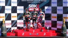 Superbike Laguna Seca 2016: dominio Kawasaki, Tom Sykes in pole, Jonathan Rea vince gara 1 - Immagine: 11