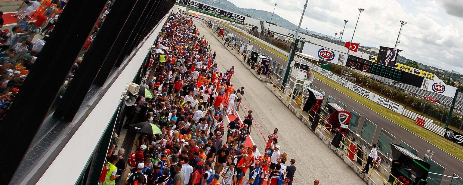 Superbike Misano 2016: gli orari della diretta TV del round di San Marino