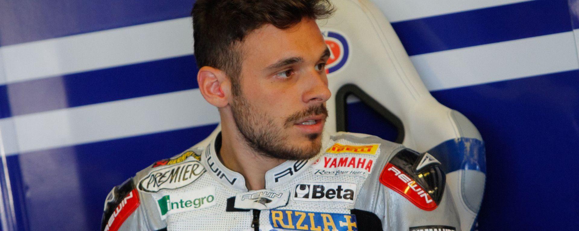 Superbike Misano 2016: intervista a Niccolò Canepa