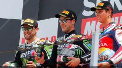 Superbike Misano 2016: Tom Sykes in pole, Jonathan Rea vince gara uno - Immagine: 17