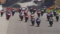 Superbike Round Aragon 2020: orari tv e risultati