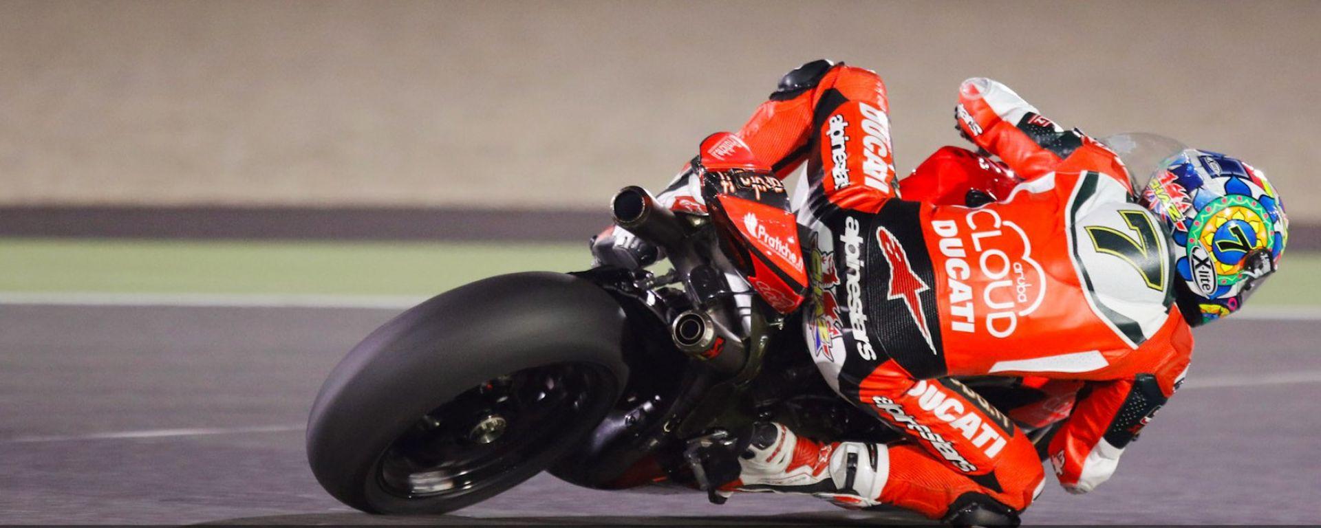 Superbike Qatar 2016: Davies vince gara uno, Jonathan Rea si conferma Campione del Mondo