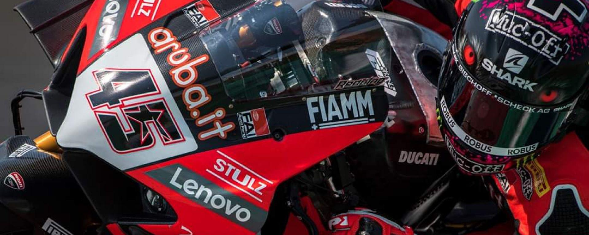 Superbike, Scott Redding sugli scudi ai test di Misano 2020