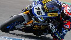 Superbike, Test Jerez 2019: Loris Baz (Yamaha)