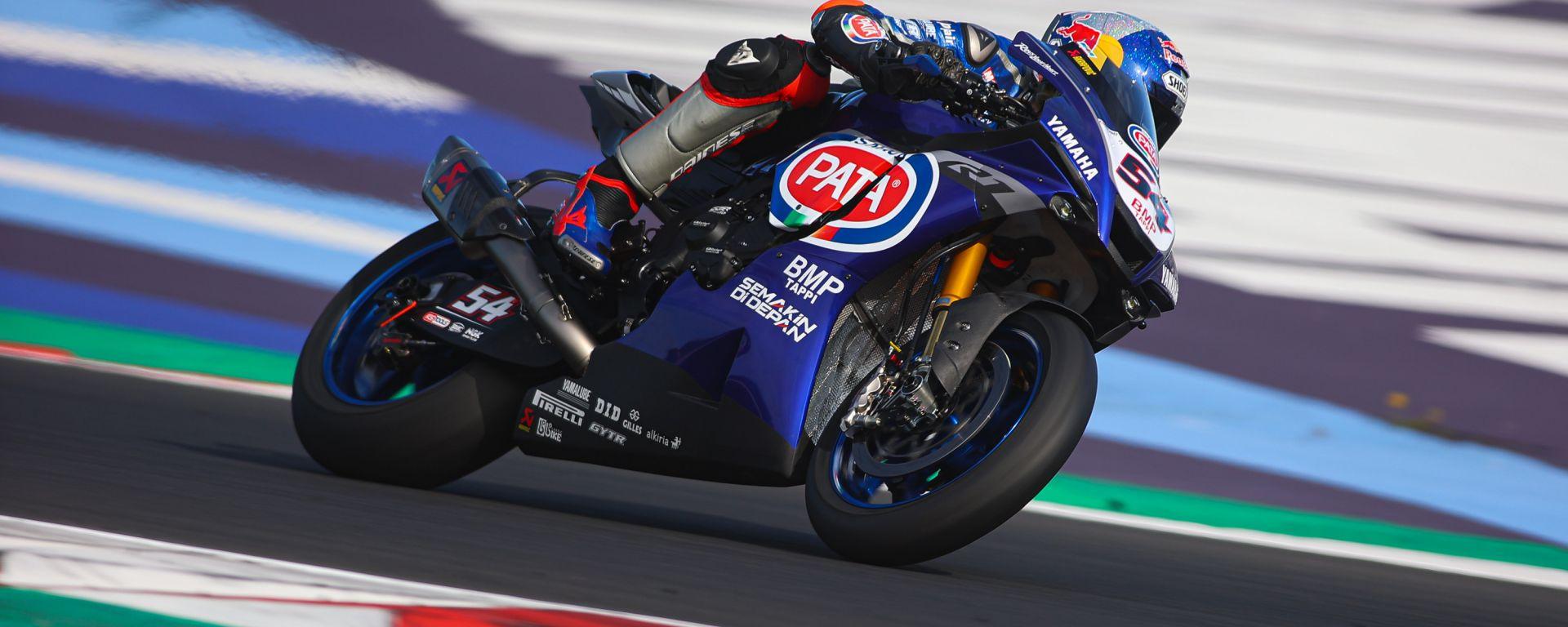 Superbike Test Misano 2021, Toprak Razgatlioglu (Ducati)