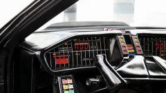 Supercar (in inglese Knight Rider): il quadro strumenti dell'esemplare dii K.I.T.T. in vendita