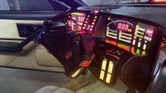Supercar (in inglese Knight Rider): la plancia dell'esemplare dii K.I.T.T. in vendita
