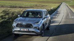 Nuova Toyota Highlander, Hybrid SUV forza 7. La prova in video - Immagine: 3