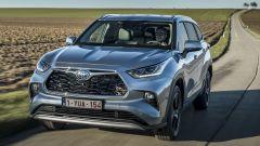Nuova Toyota Highlander, Hybrid SUV forza 7. La prova in video - Immagine: 4