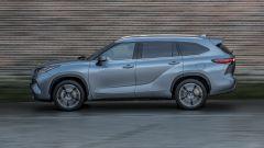 Nuova Toyota Highlander, Hybrid SUV forza 7. La prova in video - Immagine: 8