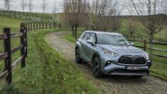 Toyota Highlander, la prova in video