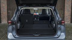 Nuova Toyota Highlander, Hybrid SUV forza 7. La prova in video - Immagine: 10