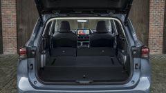 Nuova Toyota Highlander, Hybrid SUV forza 7. La prova in video - Immagine: 14