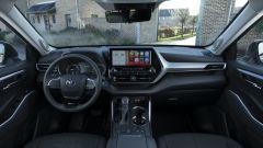 Nuova Toyota Highlander, Hybrid SUV forza 7. La prova in video - Immagine: 31