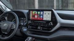Nuova Toyota Highlander, Hybrid SUV forza 7. La prova in video - Immagine: 32