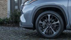 Nuova Toyota Highlander, Hybrid SUV forza 7. La prova in video - Immagine: 36