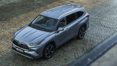 Nuova Toyota Highlander, Hybrid SUV forza 7. La prova in video - Immagine: 38