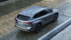 Nuova Toyota Highlander, Hybrid SUV forza 7. La prova in video - Immagine: 40
