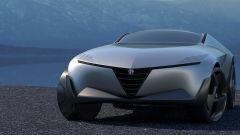 Nuovo SUV Alfa Romeo Castello: omaggio alla Montreal? - Immagine: 1