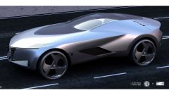 Nuovo SUV Alfa Romeo Castello: omaggio alla Montreal? - Immagine: 5