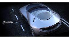 Nuovo SUV Alfa Romeo Castello: omaggio alla Montreal? - Immagine: 6
