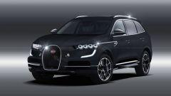 SUV Bugatti addio: niente rivale per Urus e Purosangue - Immagine: 1