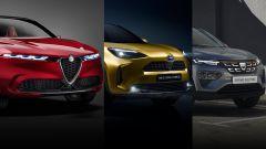 SUV compatti, quali novità per il 2021?