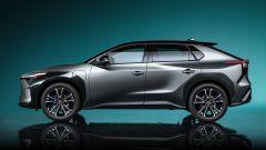 Toyota bZ4X Concept, il SUV 100% elettrico è (quasi) realtà [VIDEO] - Immagine: 3