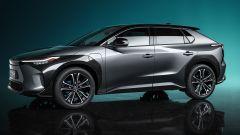 Toyota bZ4X Concept, il SUV 100% elettrico è (quasi) realtà [VIDEO] - Immagine: 4