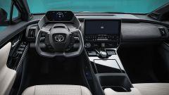 Toyota bZ4X Concept, il SUV 100% elettrico è (quasi) realtà [VIDEO] - Immagine: 5