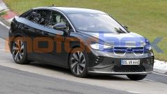 * SUV coupé elettrico Volkswagen ID.5 (2022): foto spia, ultime news