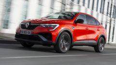 Renault Arkana, via alle vendite entro marzo. Prima il mild hybrid - Immagine: 7