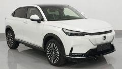 SUV elettrico Honda e:NS1 (2022): prime foto. Com'è e quando esce