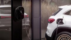 Nuova Mercedes EQA, prezzi e versioni. Tutte da incentivi - Immagine: 5