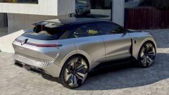 Suv elettrico Renault (2021), ecco come potrebbe essere - Immagine: 4