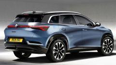 Suv elettrico Renault, in uscita nel 2021