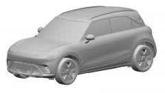 Nuovo SUV elettrico Smart (2022) uguale a Concept #1? Le foto