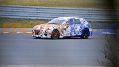 Anteprima: le foto spia del SUV Ferrari Purosangue