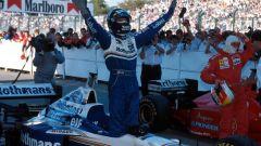Suzuka International Racing Course - Damon Hill 1996