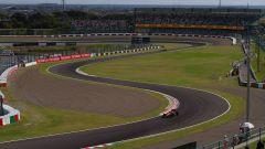 Suzuka International Racing Course - le curve ad esse