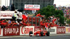 Suzuka International Racing Course - Michael Schumacher 2000