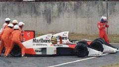 Suzuka International Racing Course - Senna vs Prost 1989