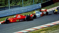Suzuka International Racing Course - Senna vs Prost 1990