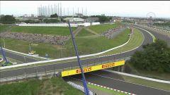 Suzuka International Racing Course - sottopassaggio e sopraelevata